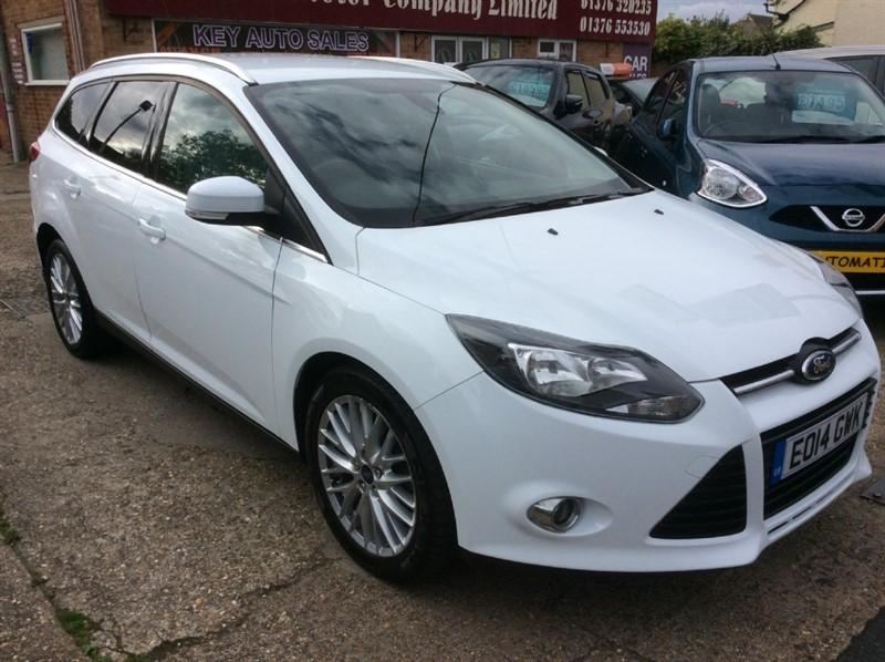 used Ford Focus ZETEC TDCI £20 Road TAX in braintree