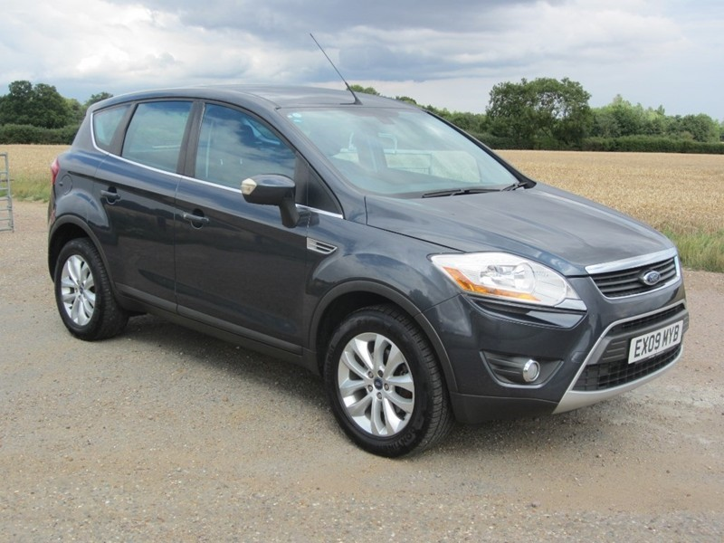 used Ford Kuga Titanium Tdci Awd in braintree