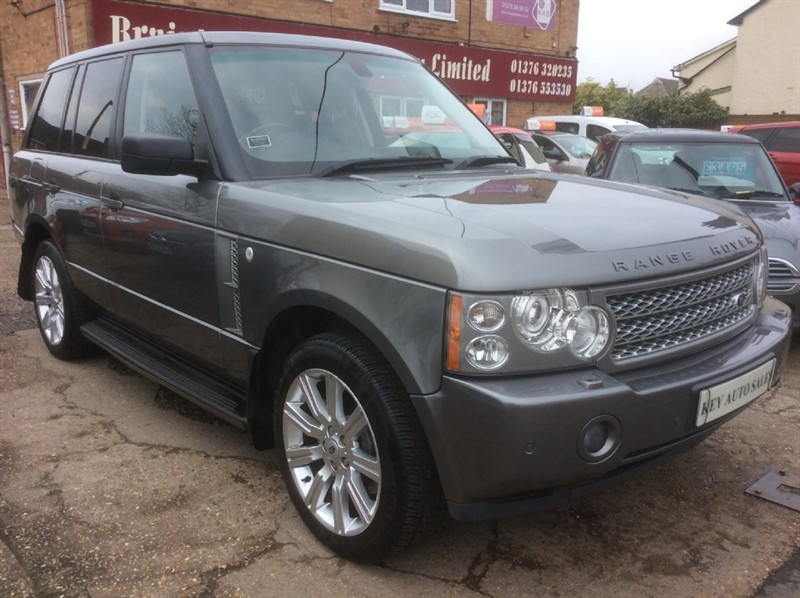 used Land Rover Range Rover TDV8 VOGUE in braintree