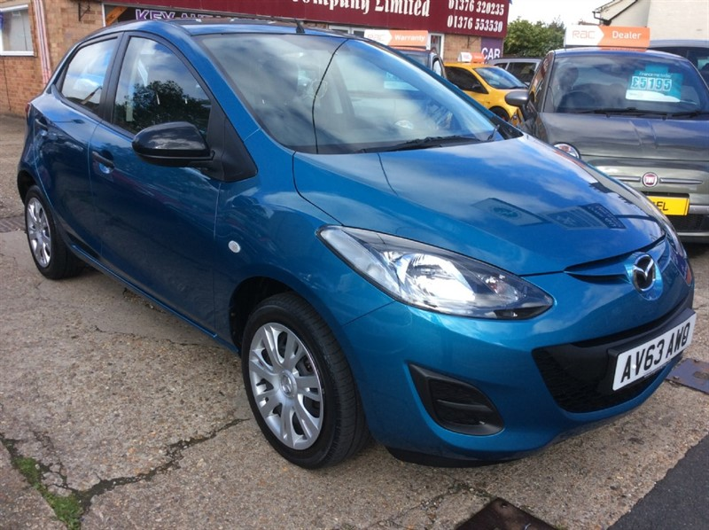 used Mazda Mazda2 2 TS in braintree