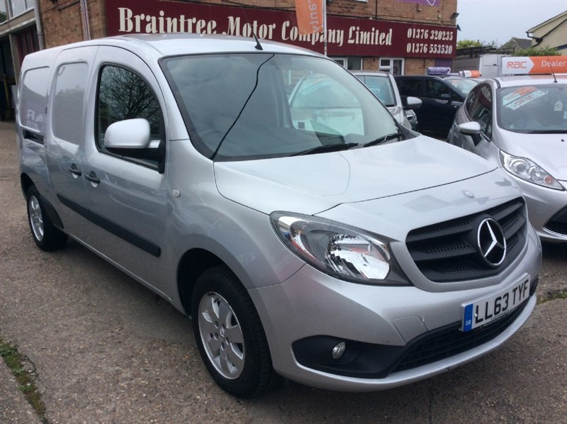 used Mercedes Citan 111 CDI in braintree