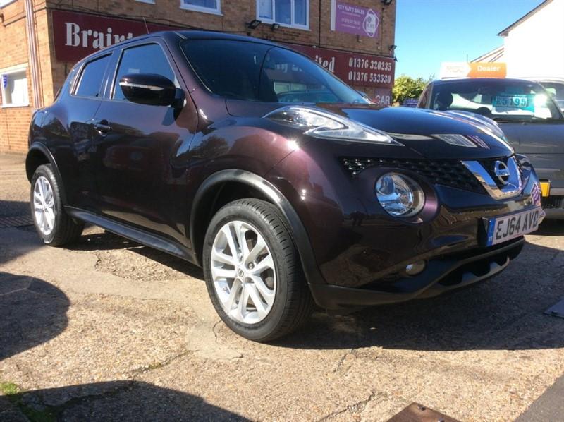 used Nissan Juke ACENTA PREMIUM DCI - £20 Road TAX in braintree