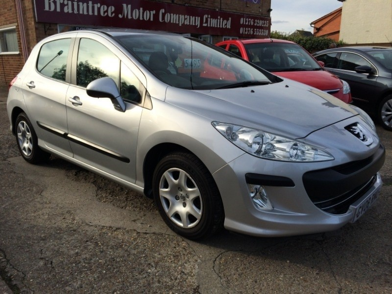 used Peugeot 308 S HDi 5dr £115 Road TAX in braintree