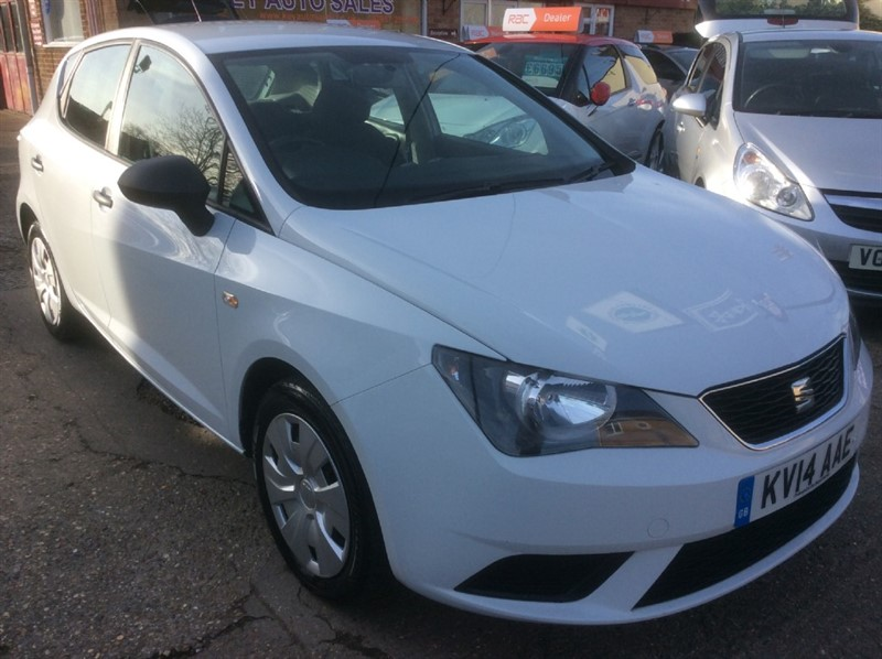 used SEAT Ibiza S A/C in braintree