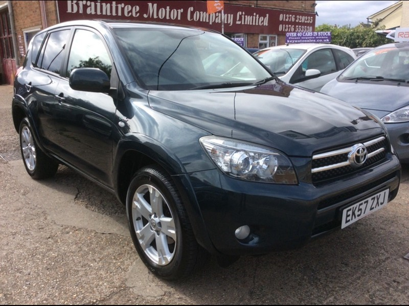 used Toyota  RAV-4 T180 D-4d in braintree