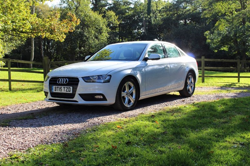 used Audi A4 TDI ULTRA SE TECHNIK