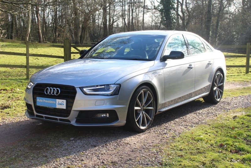 used Audi A4 TDI S LINE BLACK EDITION PLUS