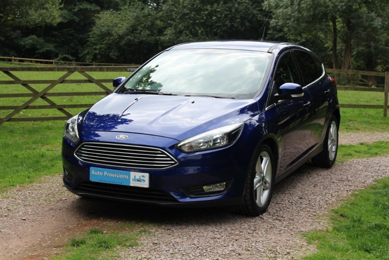 used Ford Focus ZETEC EDITION TDCI