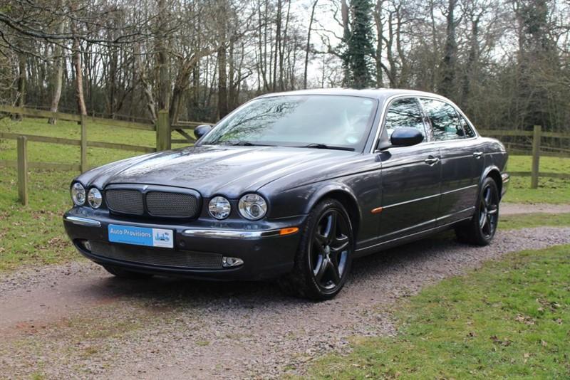 used Jaguar XJ V8 SOVEREIGN LWB