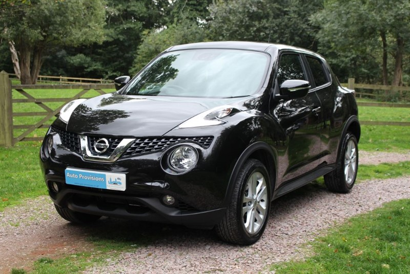used Nissan Juke N-CONNECTA DIG-T