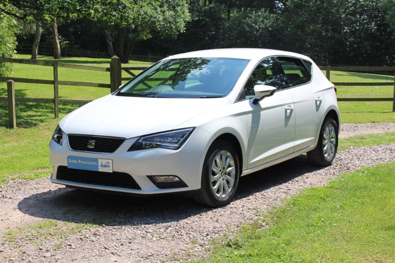used SEAT Leon TDI SE TECHNOLOGY