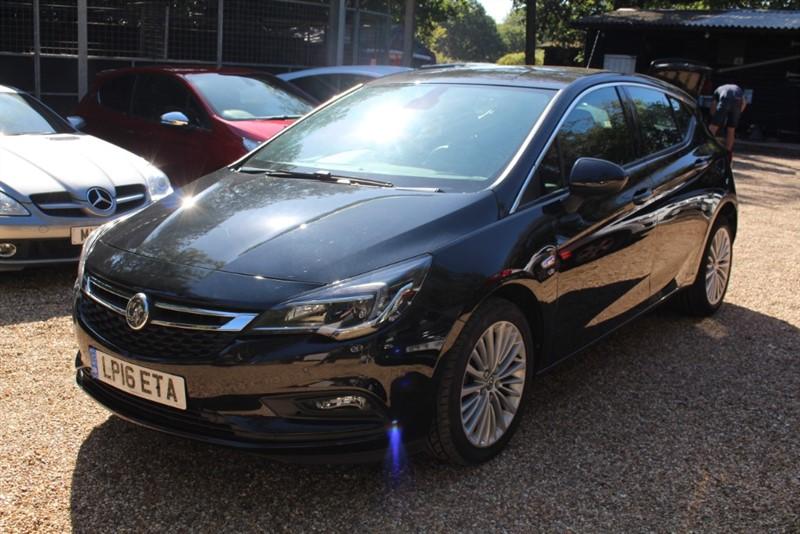 used Vauxhall Astra ELITE ECOFLEX S/S