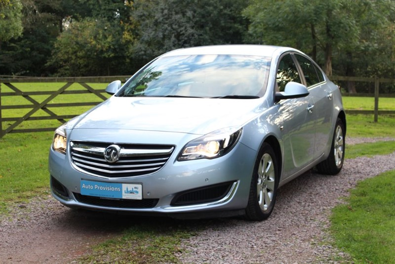 used Vauxhall Insignia DESIGN CDTI ECOFLEX S/S