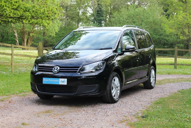used VW Touran SE TDI BLUEMOTION TECHNOLOGY
