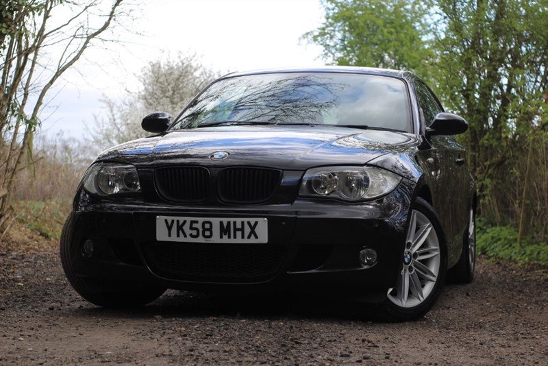 used BMW 123d M SPORT in brentwood-essex