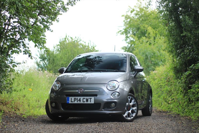used Fiat 500 TWINAIR S in brentwood-essex