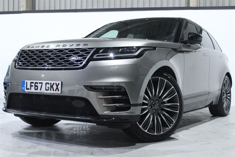 used Land Rover Range Rover Velar FIRST EDITION in chelmsford-essex