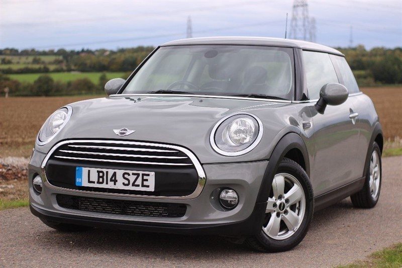 used MINI Hatch ONE D in chelmsford-essex