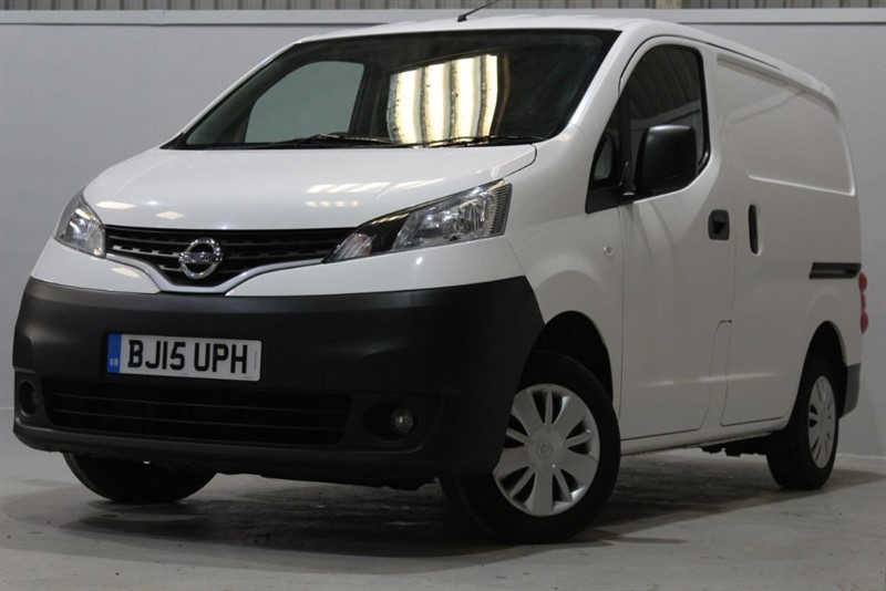 used Nissan NV200 DCI ACENTA in chelmsford-essex