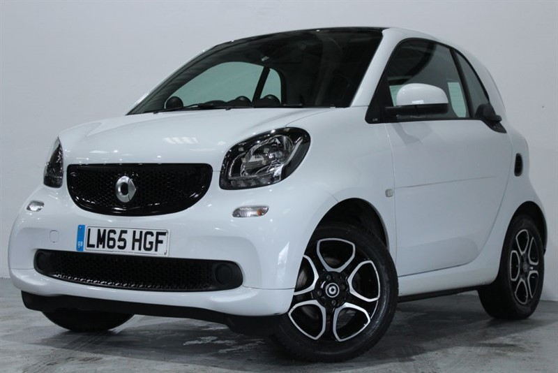 used Smart Car Fortwo Coupe PRIME PREMIUM in chelmsford-essex