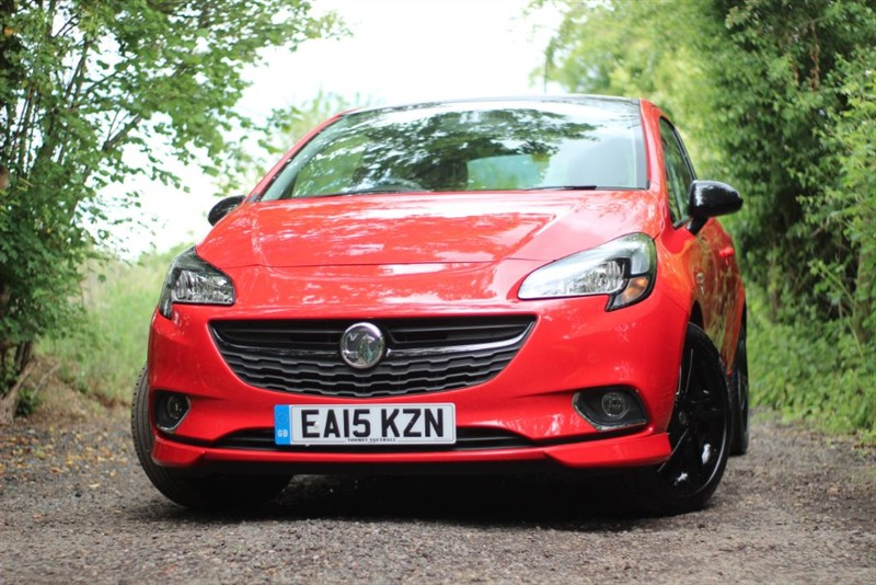 used Vauxhall Corsa LIMITED EDITION in brentwood-essex