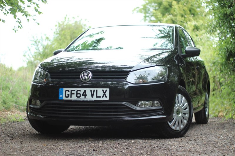 used VW Polo S AC in brentwood-essex