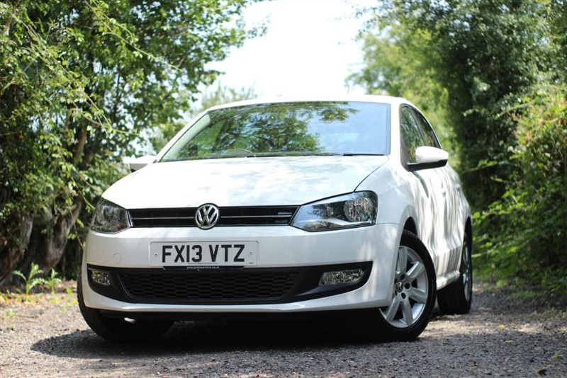 used VW Polo MATCH in brentwood-essex