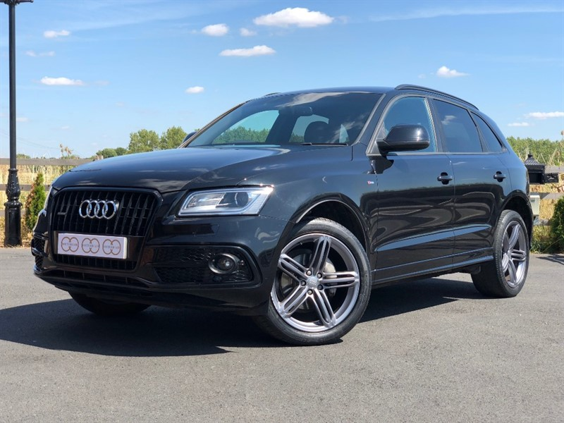 used Audi Q5 S LINE PLUS in stapleford-tawney-essex