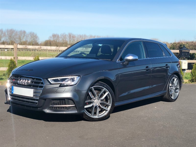 used Audi S3 TFSI in stapleford-tawney-essex