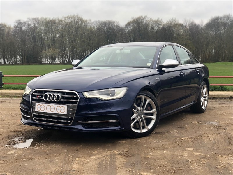 used Audi S6 TFSI QUATTRO in stapleford-tawney-essex