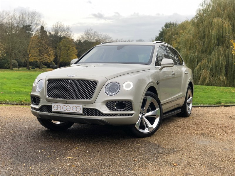 used Bentley Bentayga W12 in stapleford-tawney-essex