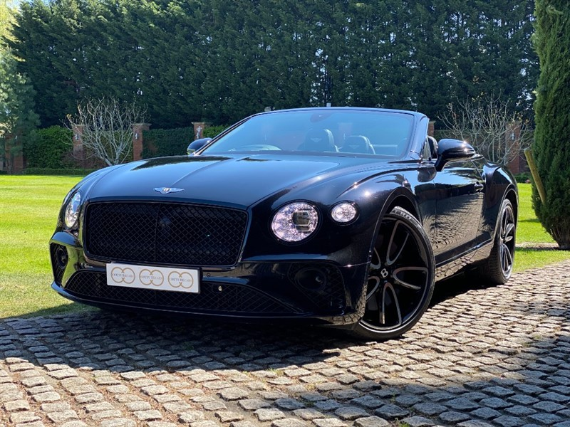 used Bentley Continental GTC in stapleford-tawney-essex