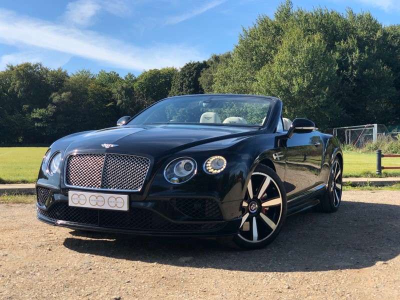 used Bentley Continental GT V8 S MDS in stapleford-tawney-essex