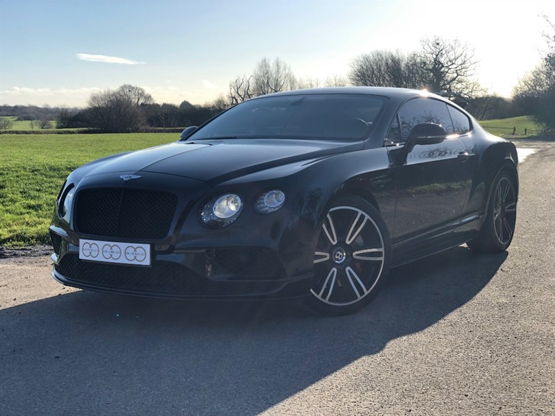 used Bentley Continental GT V8 S in stapleford-tawney-essex