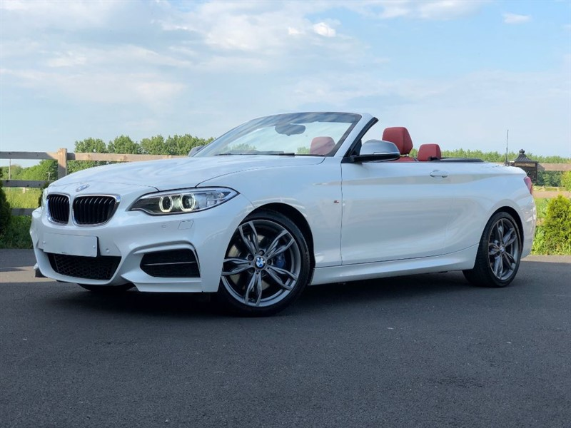 used BMW M235i  in stapleford-tawney-essex