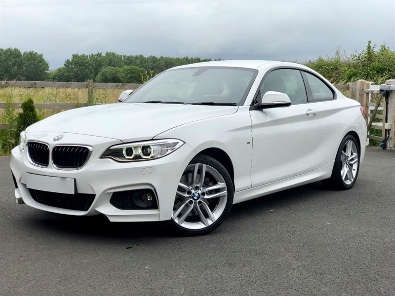 used BMW 228i M SPORT in stapleford-tawney-essex