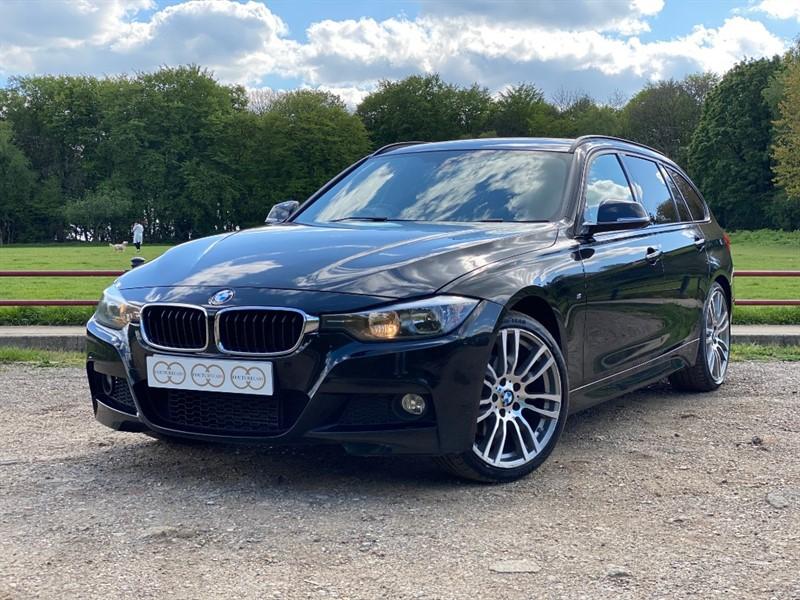 used BMW 320d XDRIVE M SPORT TOURING in stapleford-tawney-essex