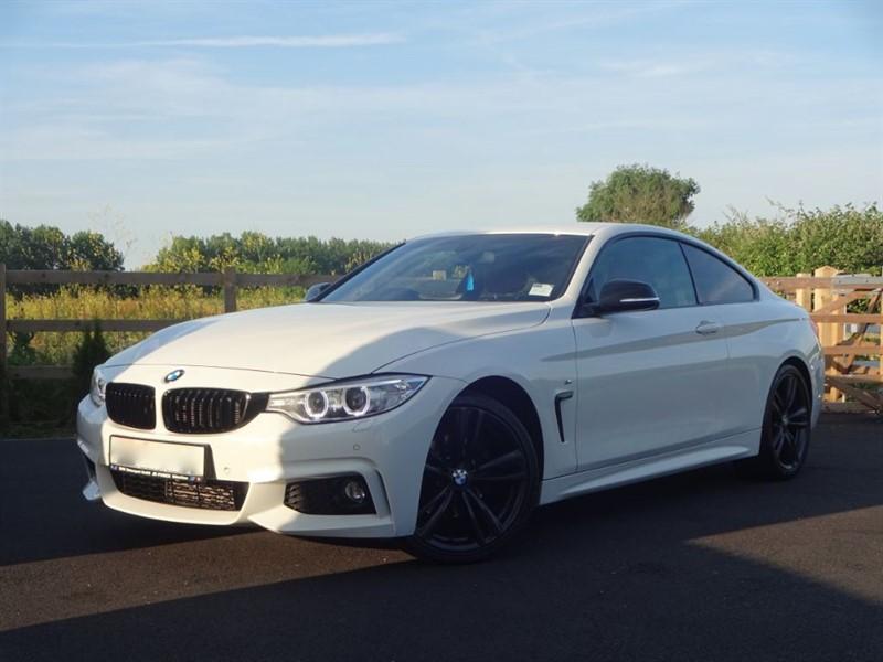 used BMW 420d M SPORT in stapleford-tawney-essex
