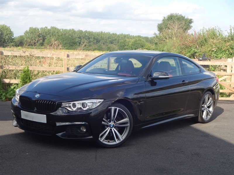 used BMW 428i 4 Series M Sport in stapleford-tawney-essex