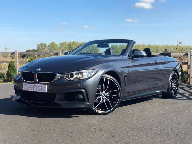 used BMW 420i M SPORT in stapleford-tawney-essex