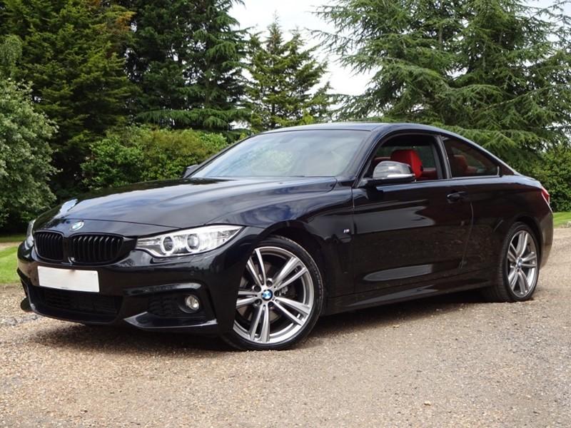 used BMW 428i 4 Series M Sport in stapleford-tawney-essex