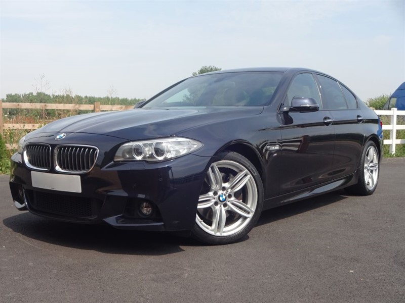 used BMW 535d M SPORT in stapleford-tawney-essex