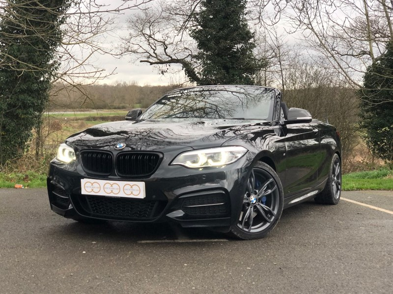 used BMW M240i  in stapleford-tawney-essex