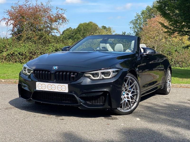used BMW M4 COMPETITION in stapleford-tawney-essex