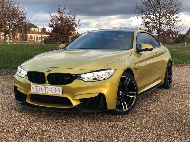 used BMW M4  in stapleford-tawney-essex
