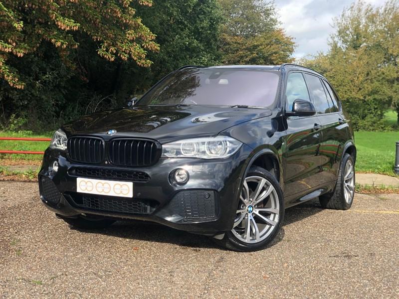 used BMW X5 XDRIVE30D M SPORT in stapleford-tawney-essex