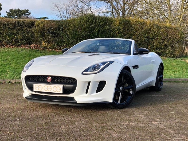 used Jaguar F-Type V6 in stapleford-tawney-essex