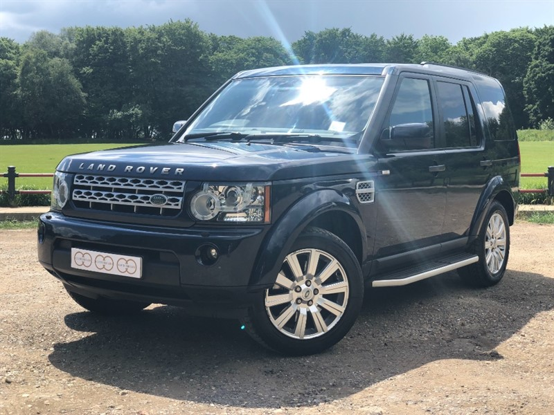 used Land Rover Discovery SDV6 HSE in stapleford-tawney-essex
