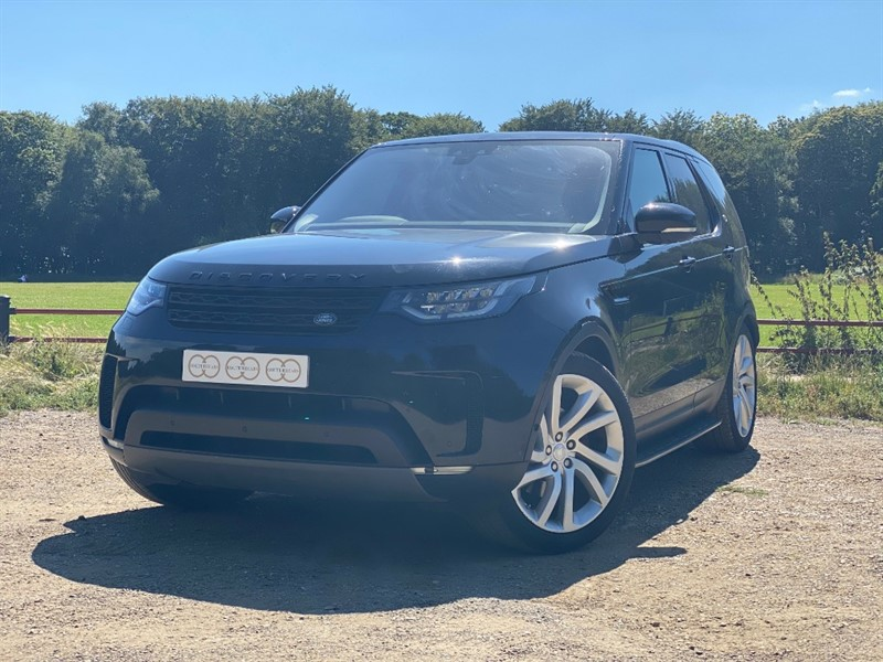 used Land Rover Discovery TD6 FIRST EDITION in stapleford-tawney-essex