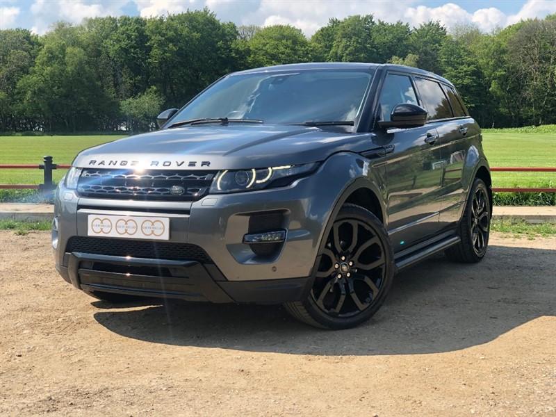 used Land Rover Range Rover Evoque SD4 DYNAMIC in stapleford-tawney-essex